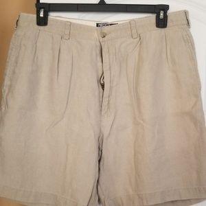 Polo Ralph Lauren Linen Shorts